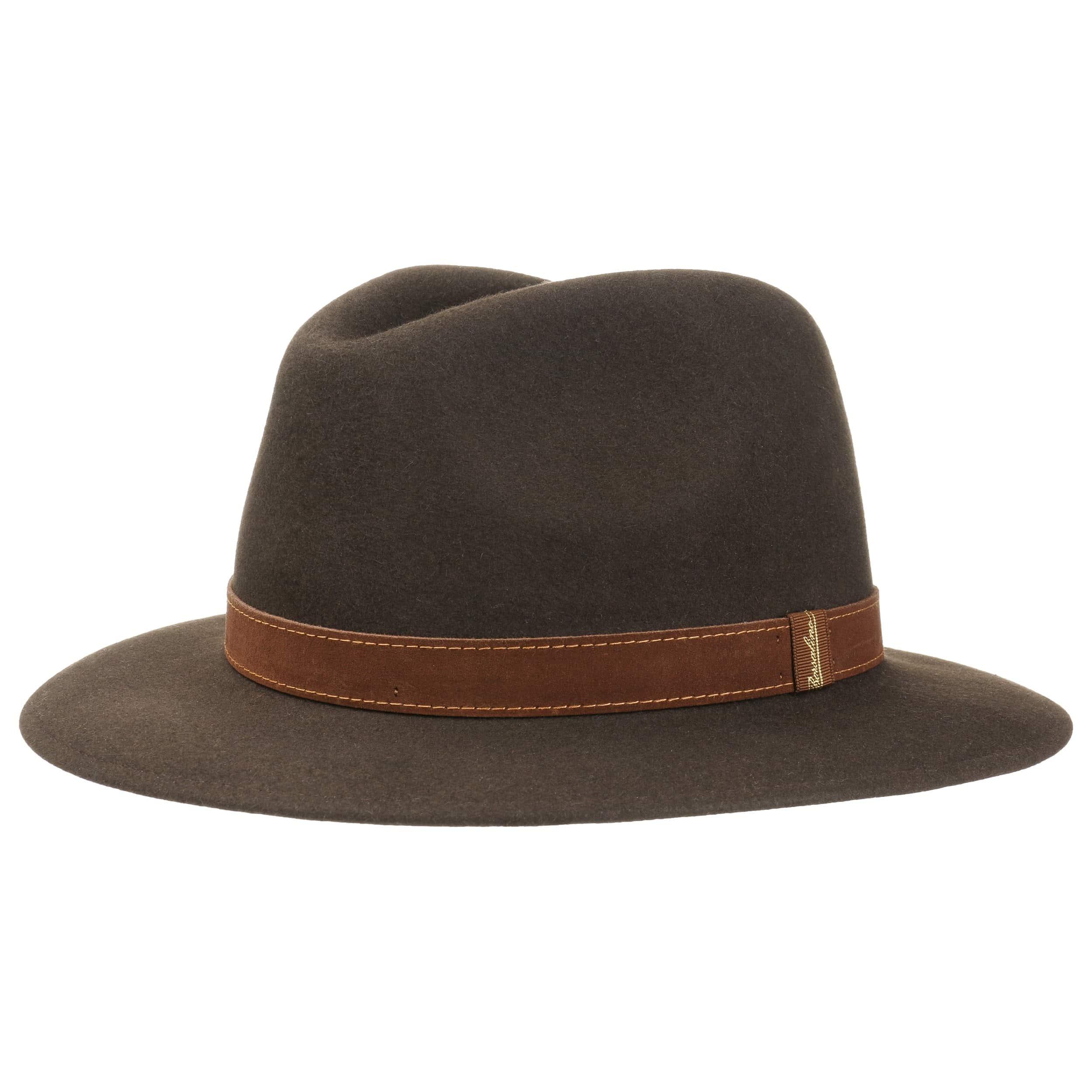 borsalino traveller marrone hoed eur 299 00 hoeden mutsen online 5000 hoeden de winkel. Black Bedroom Furniture Sets. Home Design Ideas