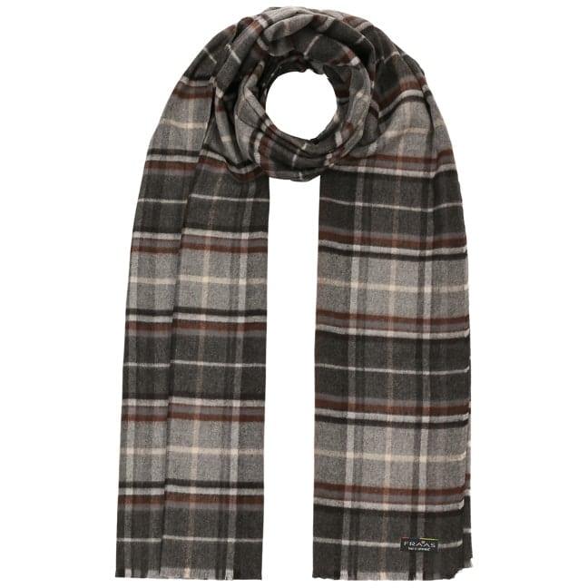 cashmink heren sjaalfraas, eur 25,95 --> hoeden & mutsen online