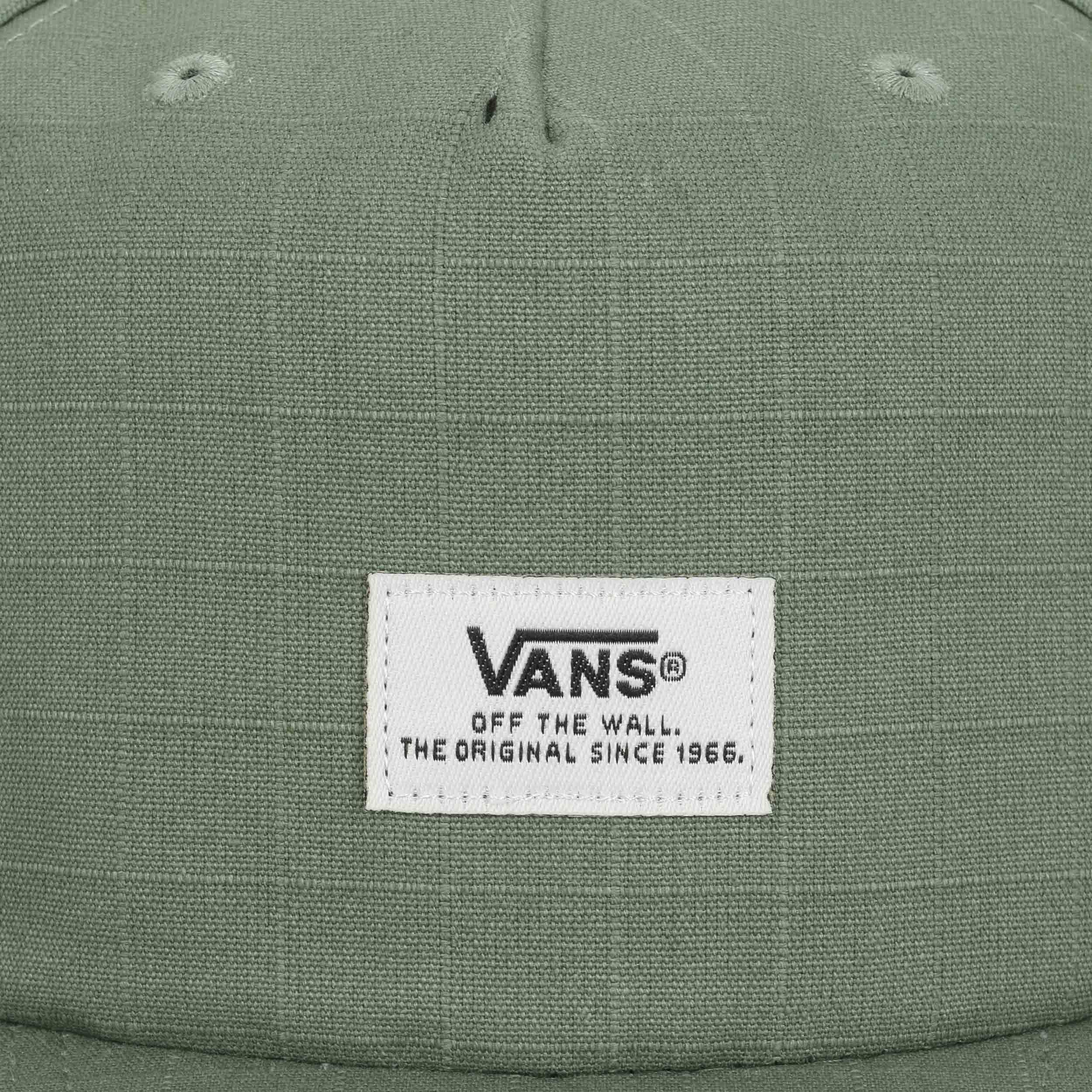 Helms Unstructured Snapback Pet by Vans