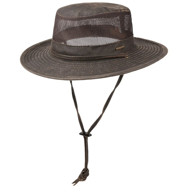e1e8e8922ca Mesh Crown Outdoor Hoed by Stetson