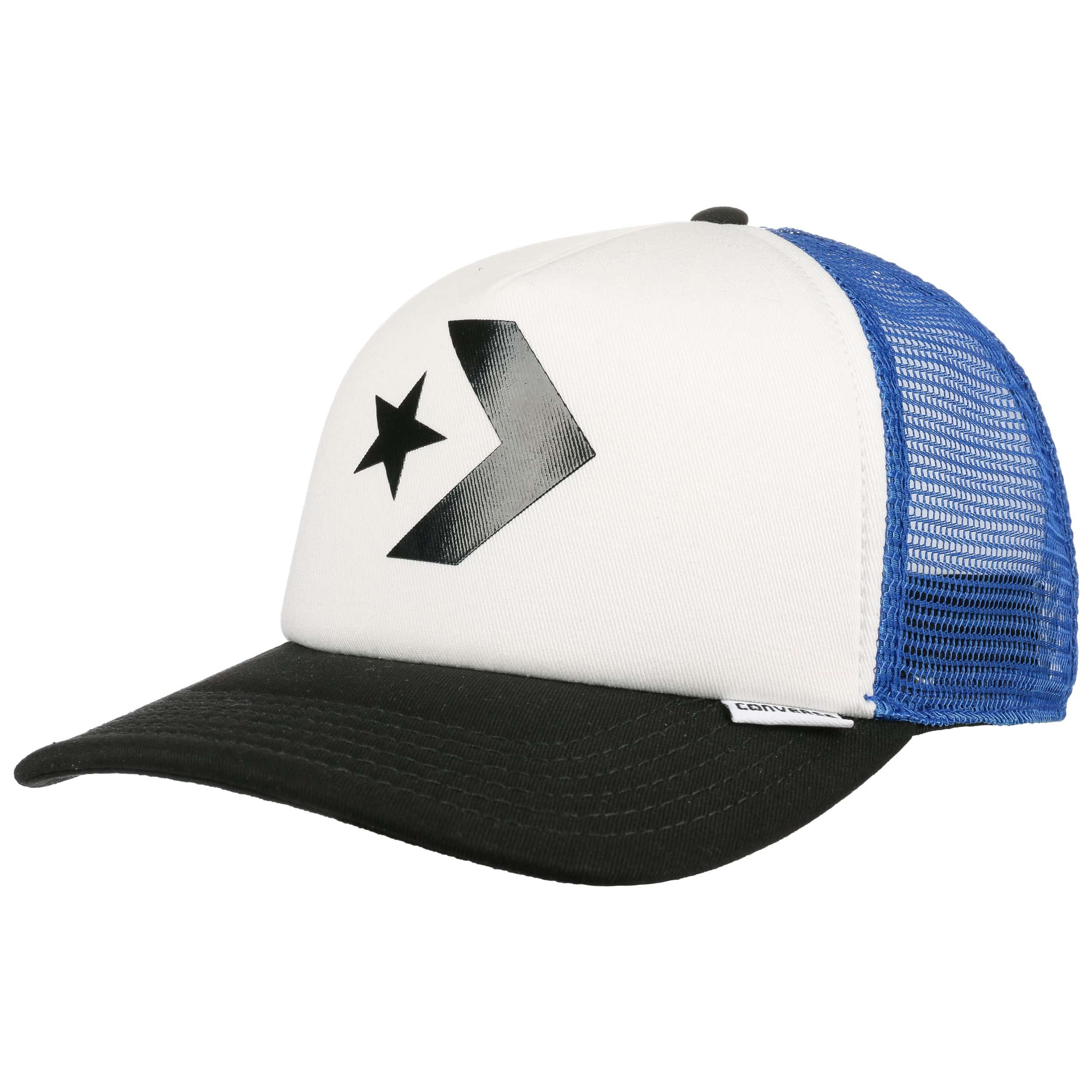 7482c69cf2e05 ... Star Chevron Flat Trucker Pet by Converse - wit 5